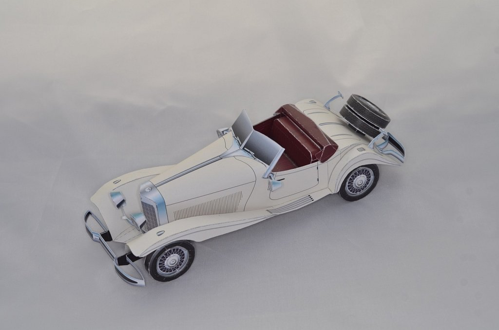 Mercedes Benz 500K 1