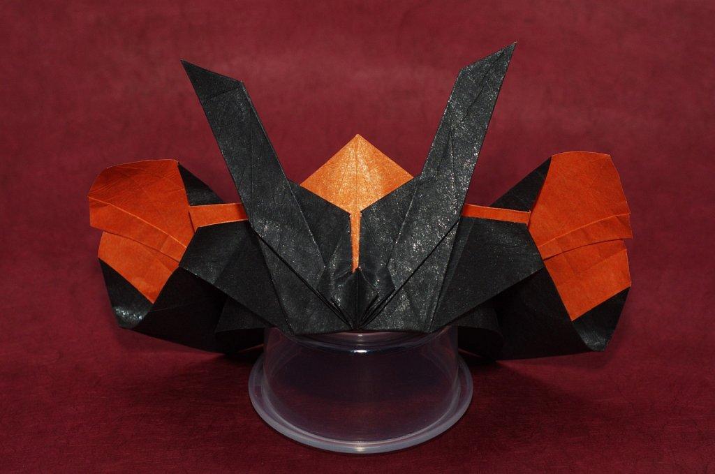 Samurai Helmet 1